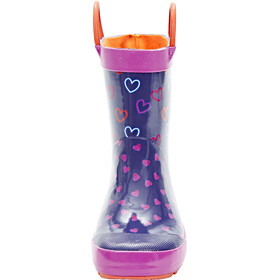 Kamik Cherish Rubber Boots Youths Purple